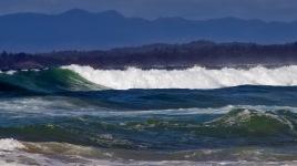 Amazing surf