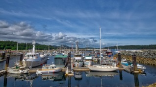 Port McNeill Harbour